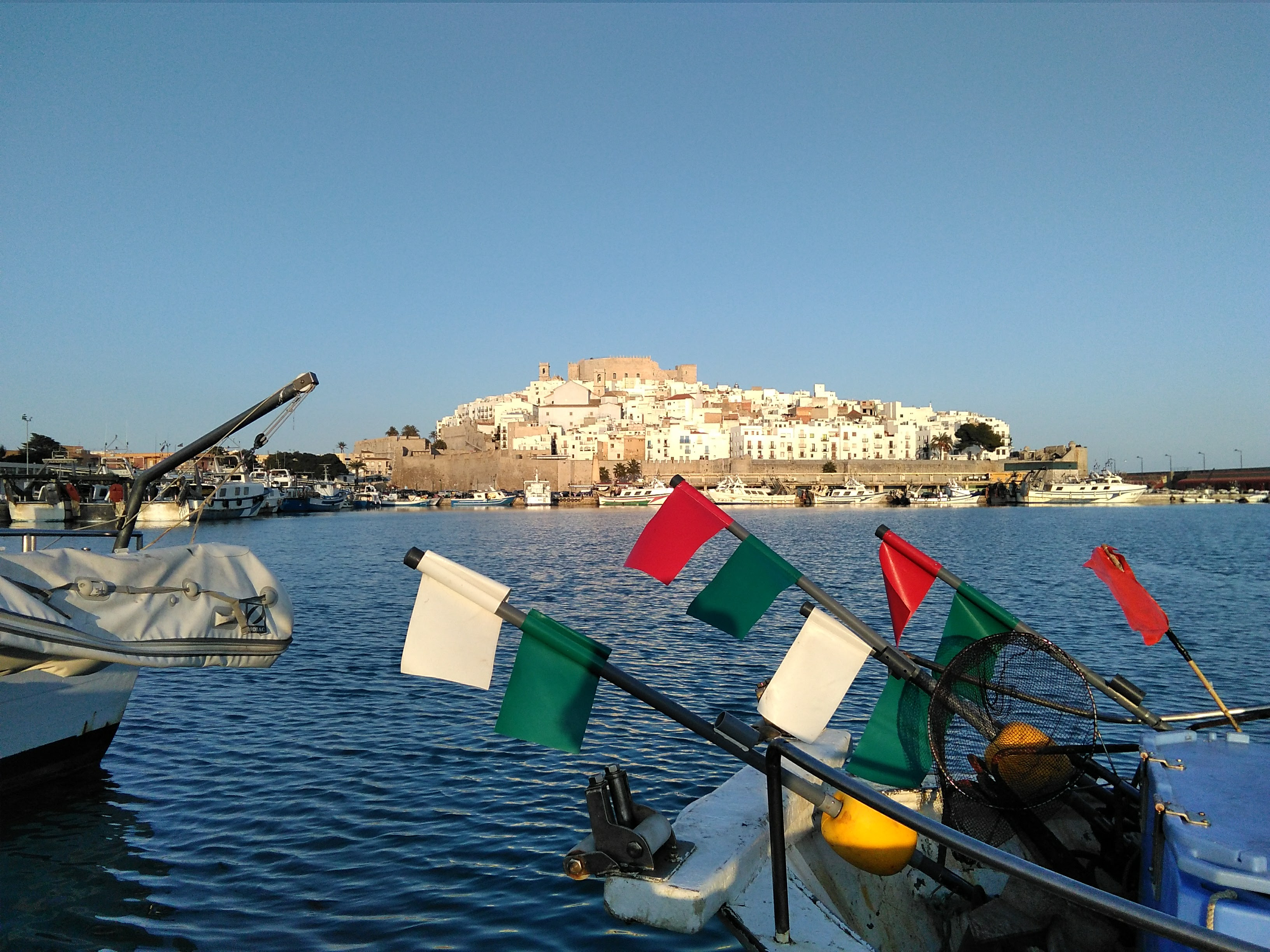 peniscola-puerto