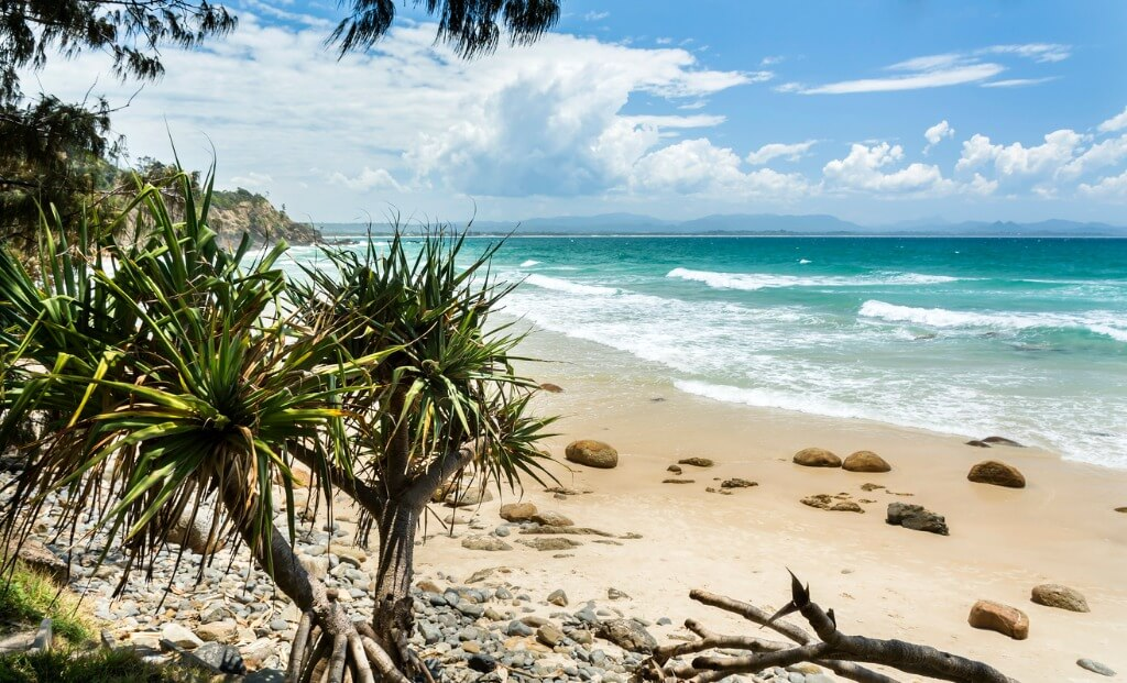Playa Bahía Byron