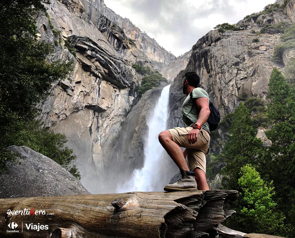 Aventuhero en Yosemite