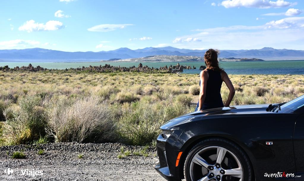 Observando Death Valley