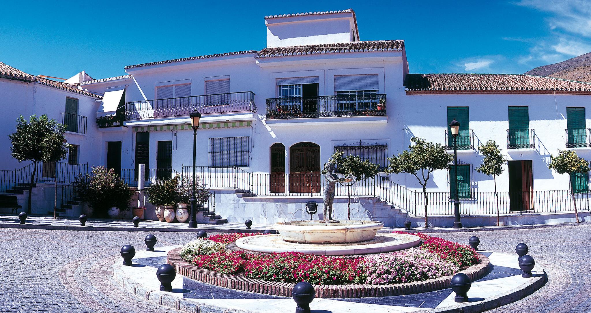 Plaza de España Benalmádena