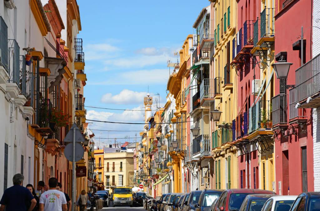 Barrio Triana, Sevilla