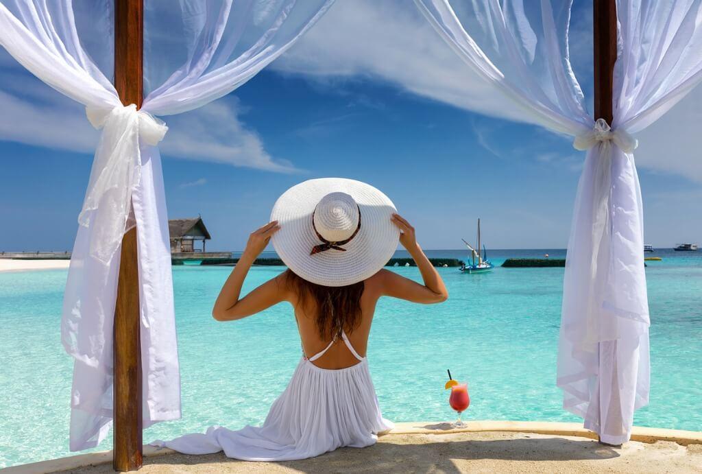 Disfrutando del Caribe