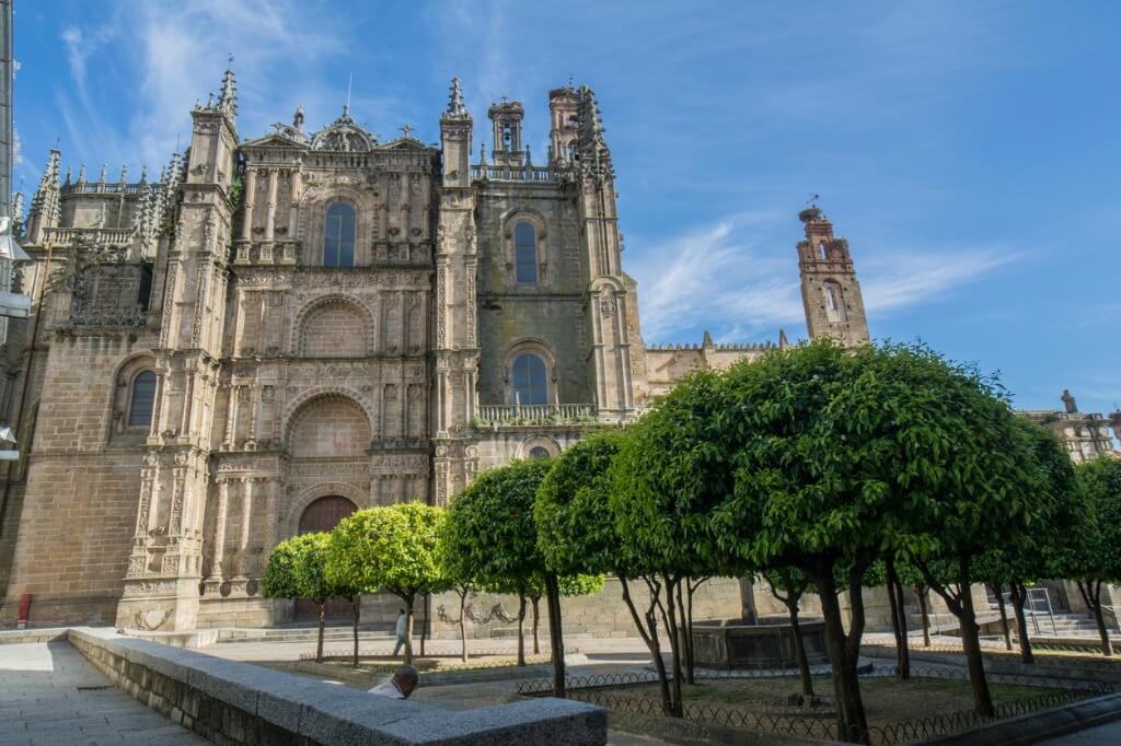 Catedral Nueva, Plasencia