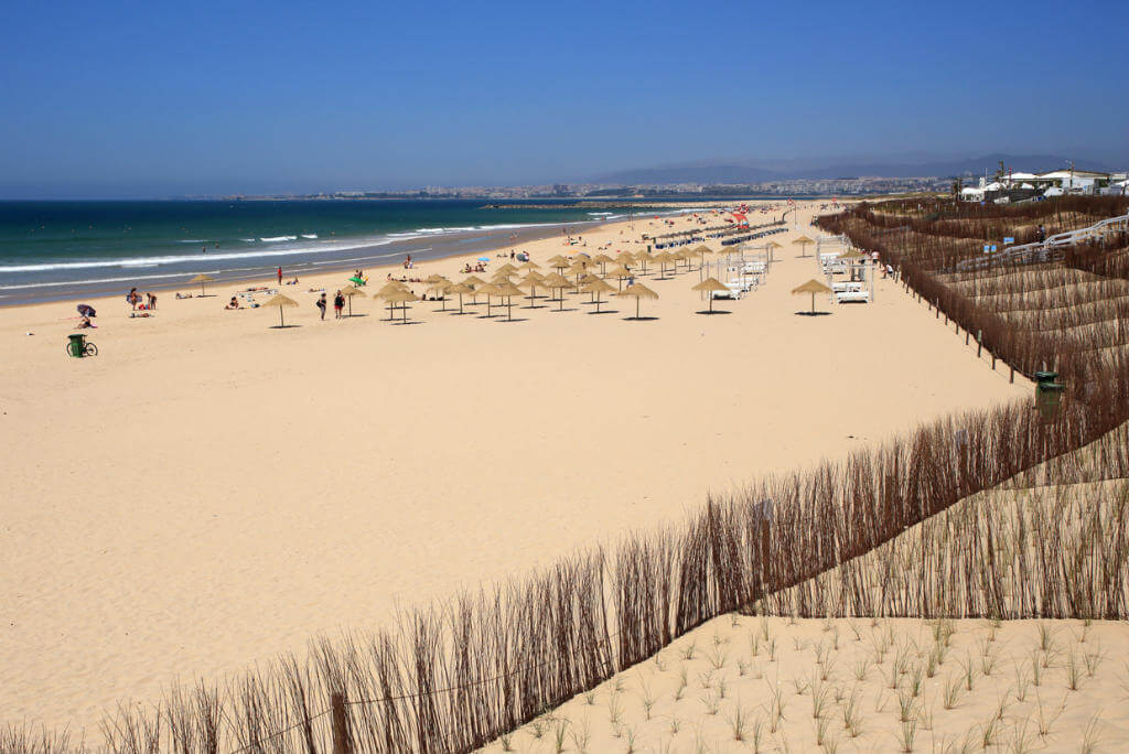 Playa Caparica, Lisboa