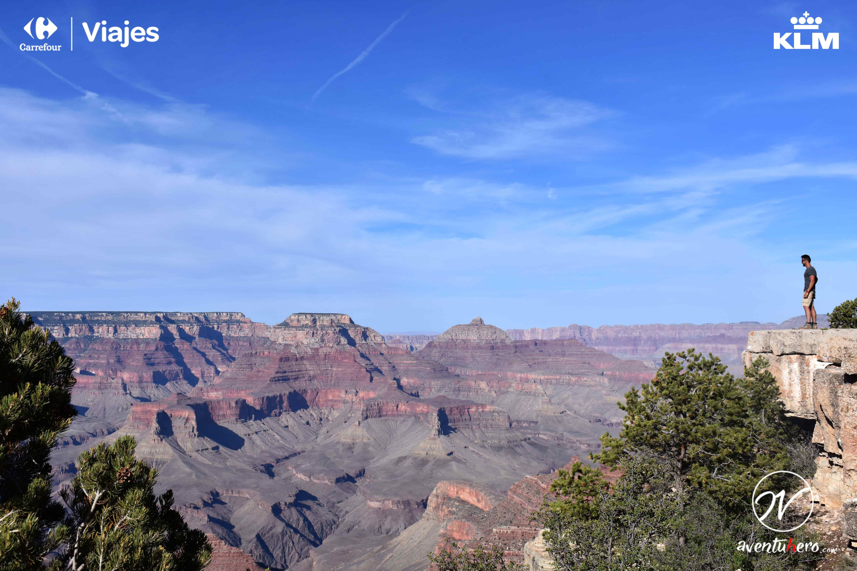 vistas del gran cañón del colorado