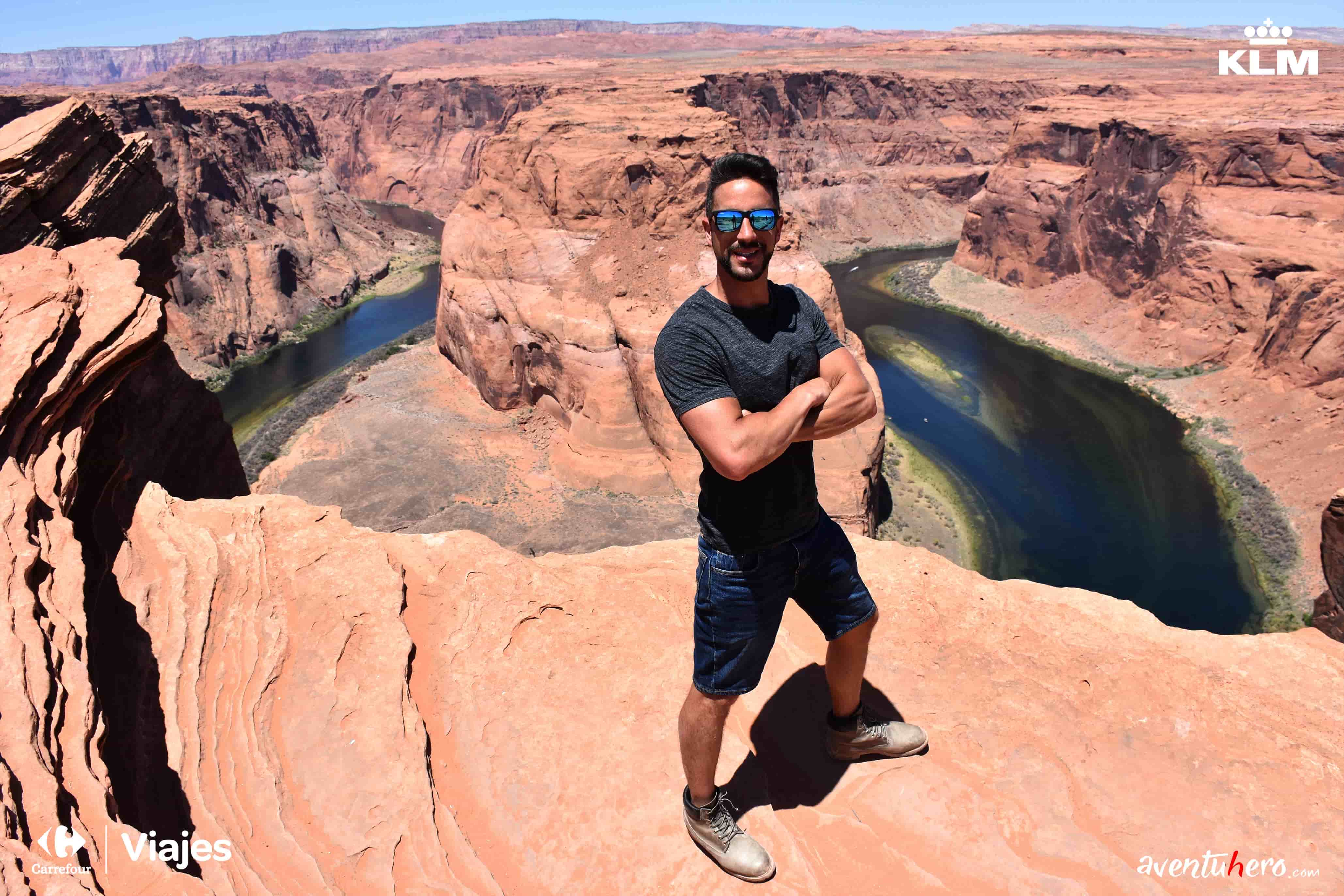 Glen Canyon aventuhero