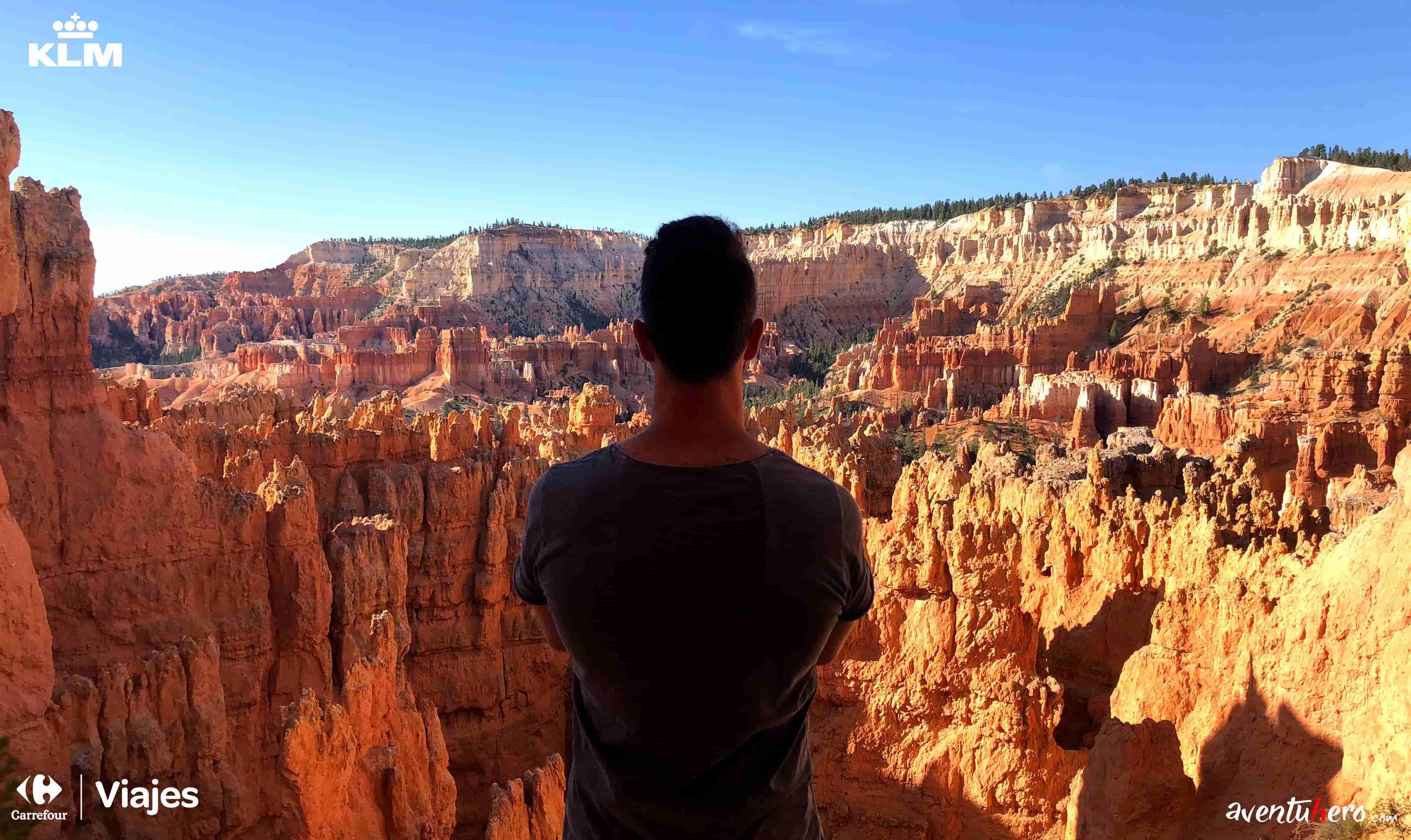 aventuhero en bryce canyon