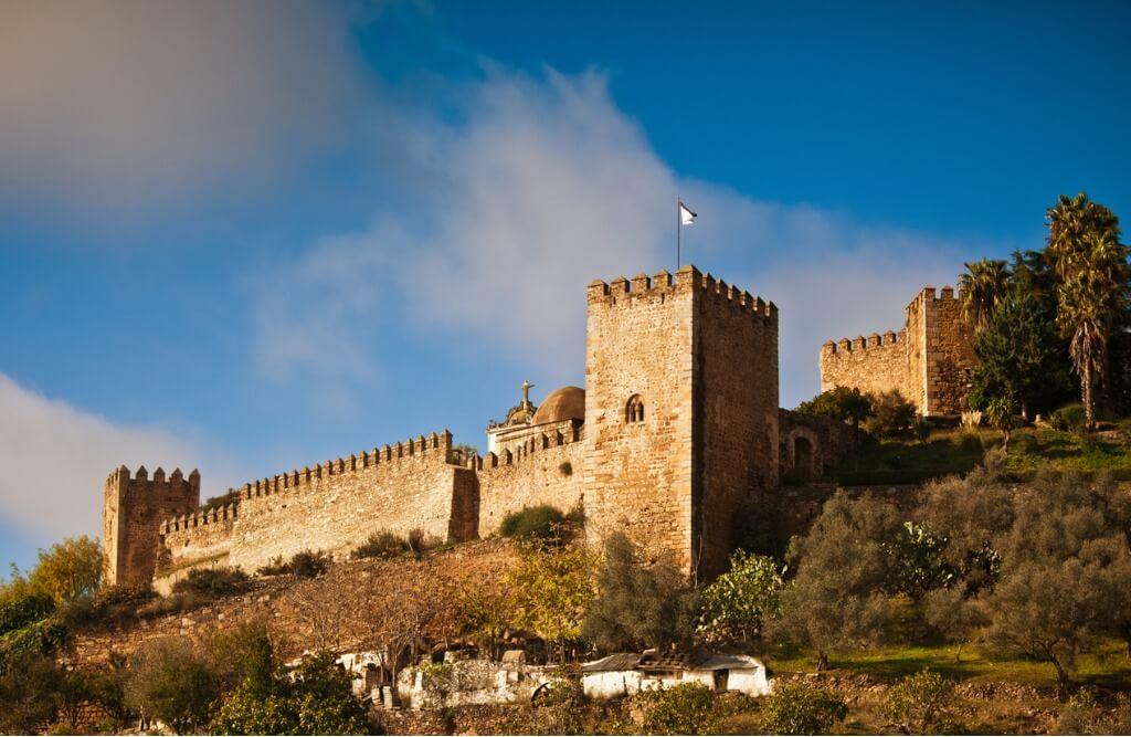 Castillo Jerez de los Caballeros