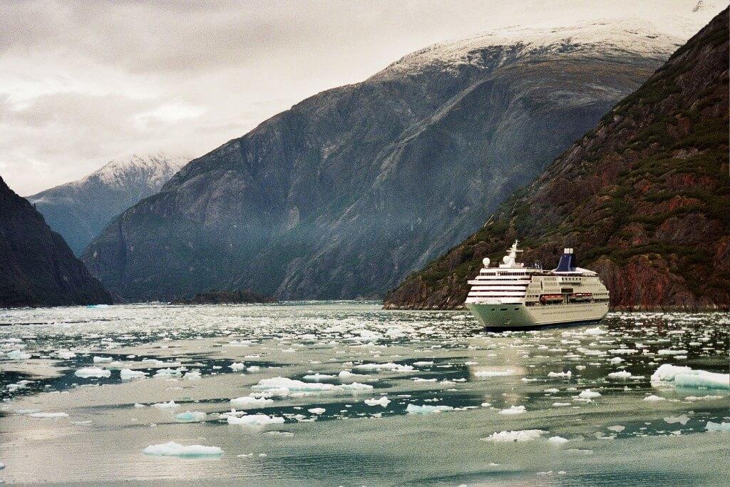Crucero fiordo