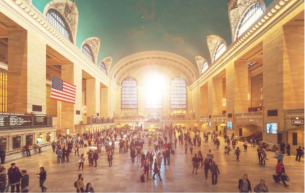 Grand Central, Nueva York
