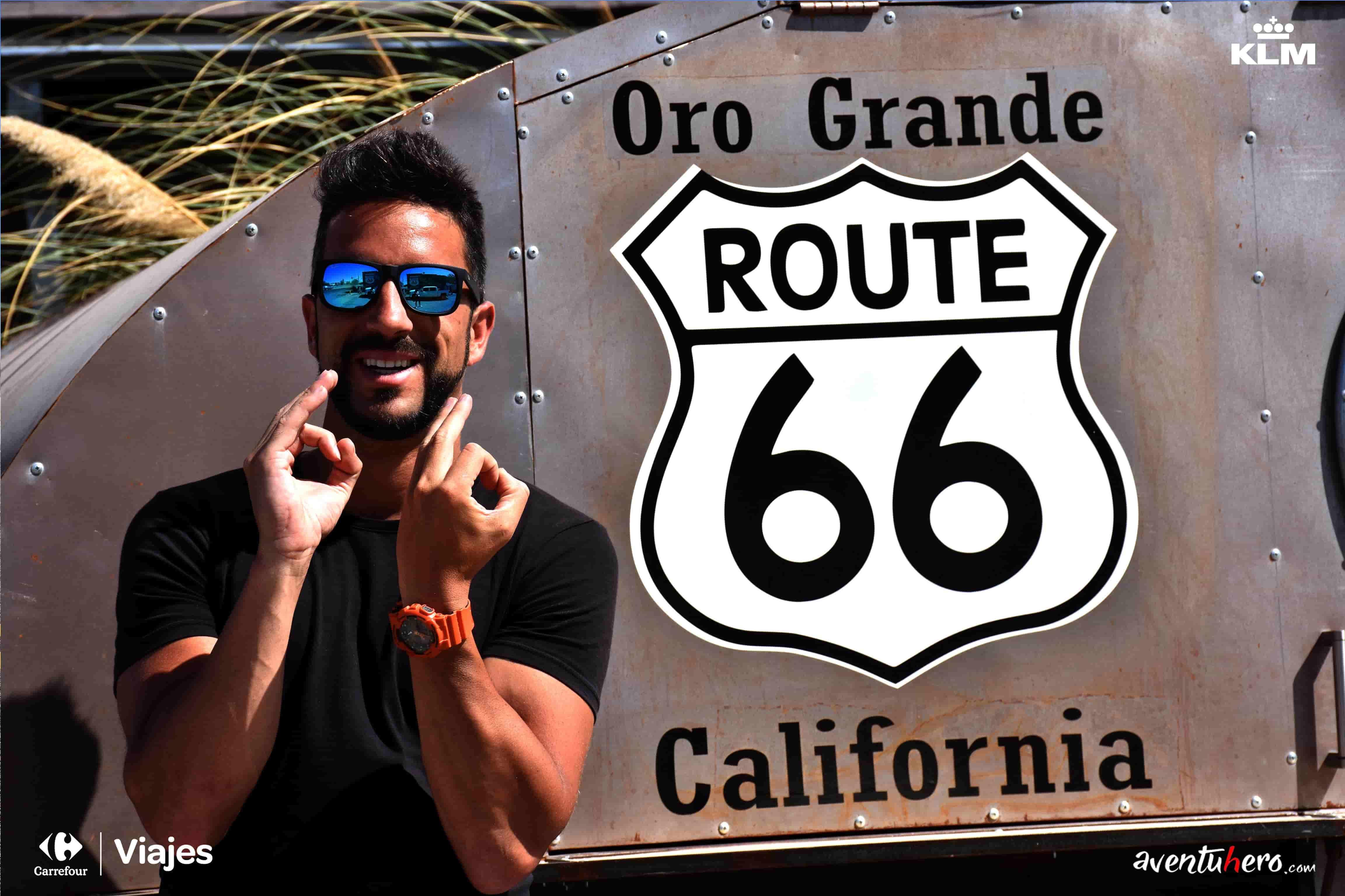 oro grande ruta 66