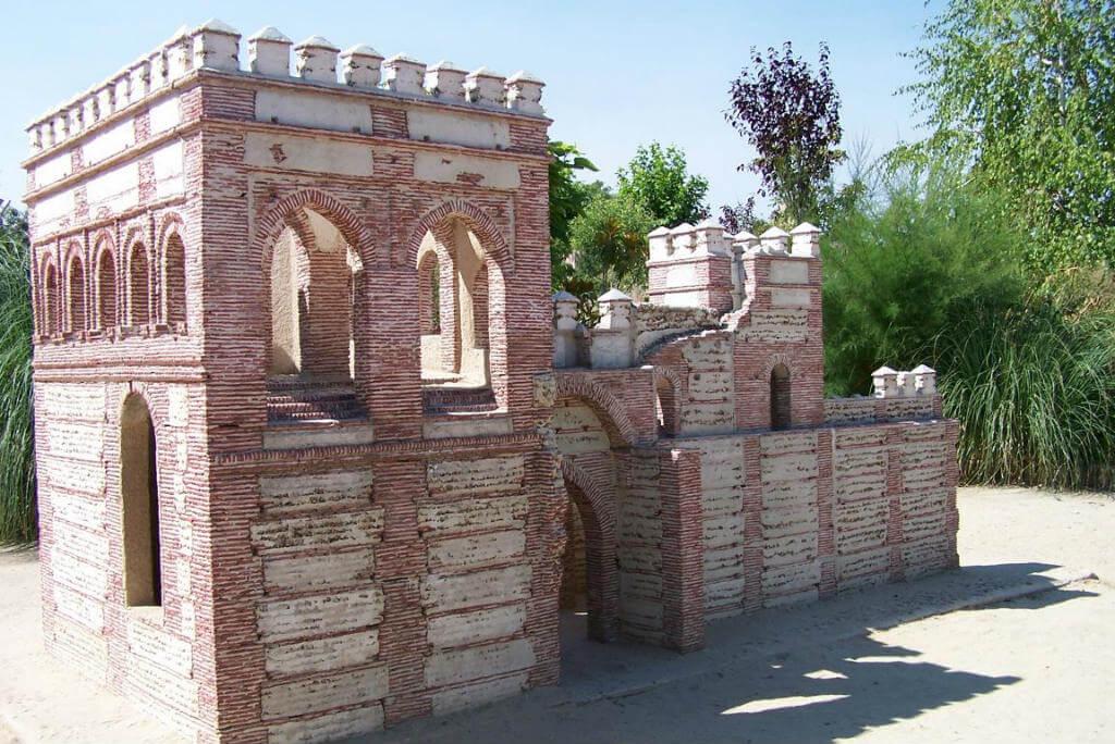 Parque de Mudéjar