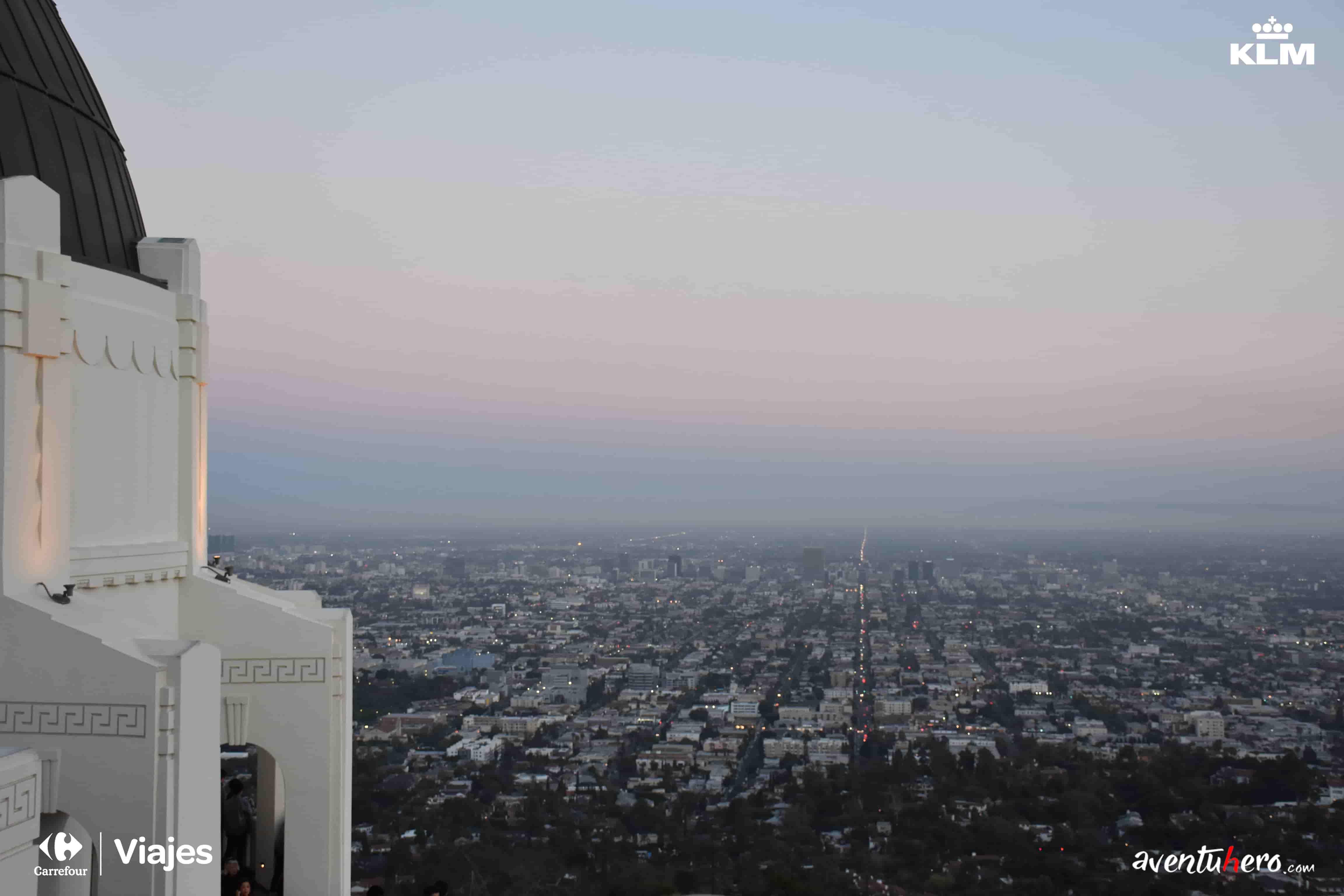 vistas desde observatorio