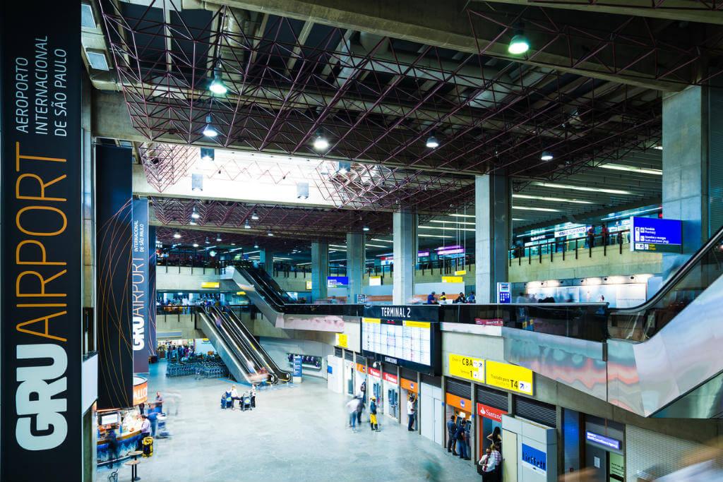 Aeropuerto de Sao Paulo