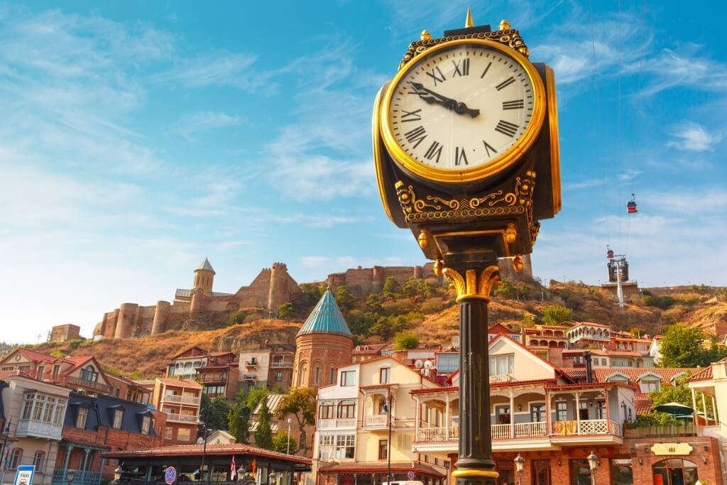 Reloj Tsibili