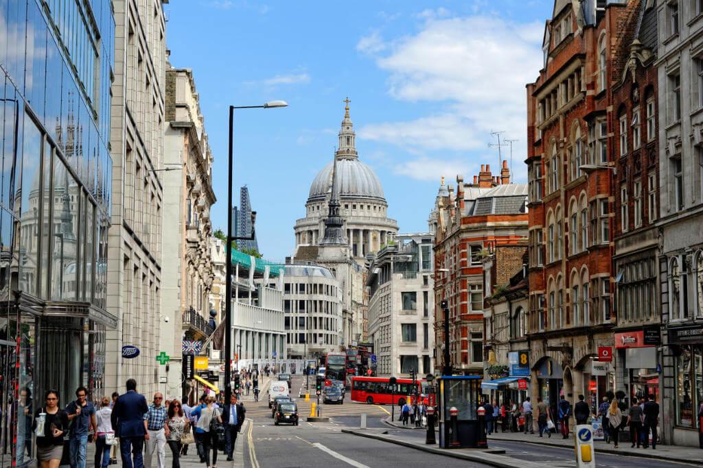 Fleet Street, Londres