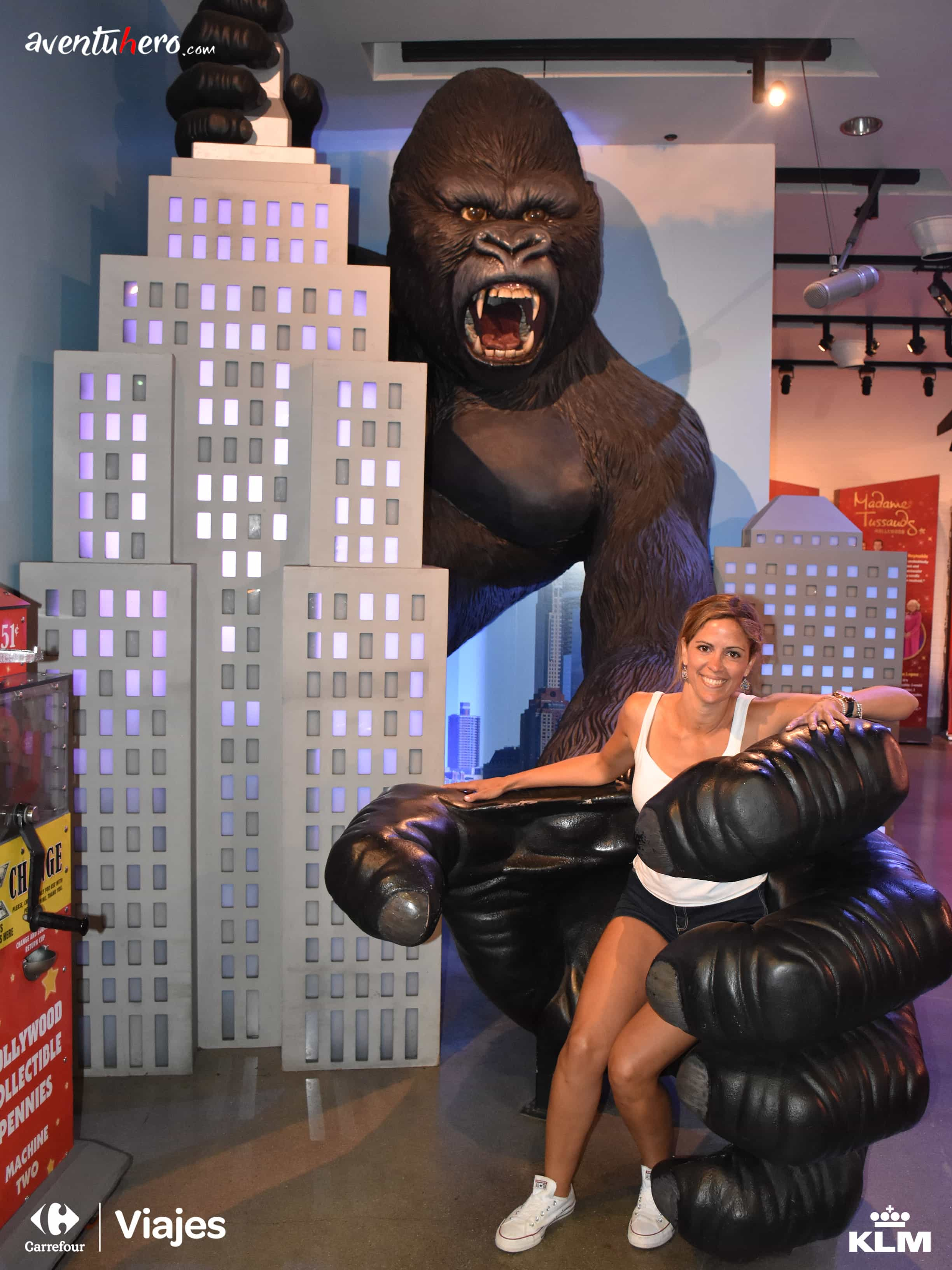 king kong hollywood