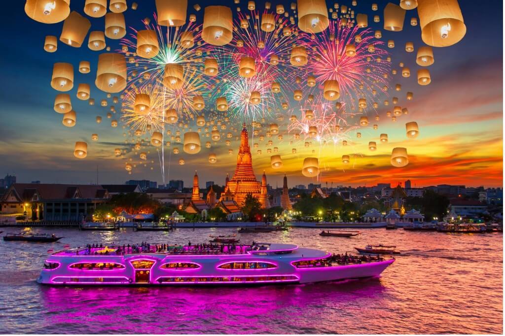 Nochevieja en Crucero