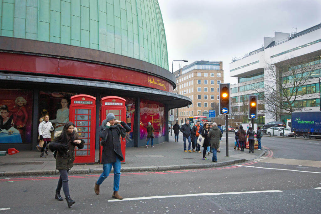 Madam Tussauds, London