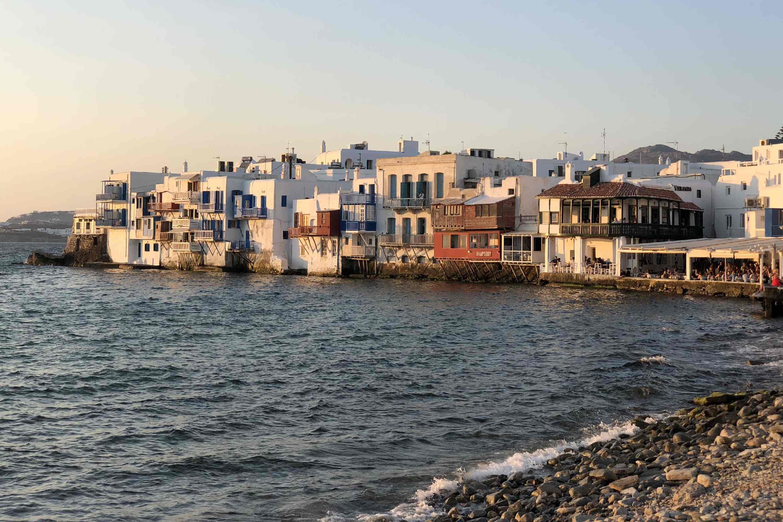 Mykonos, la Ibiza griega