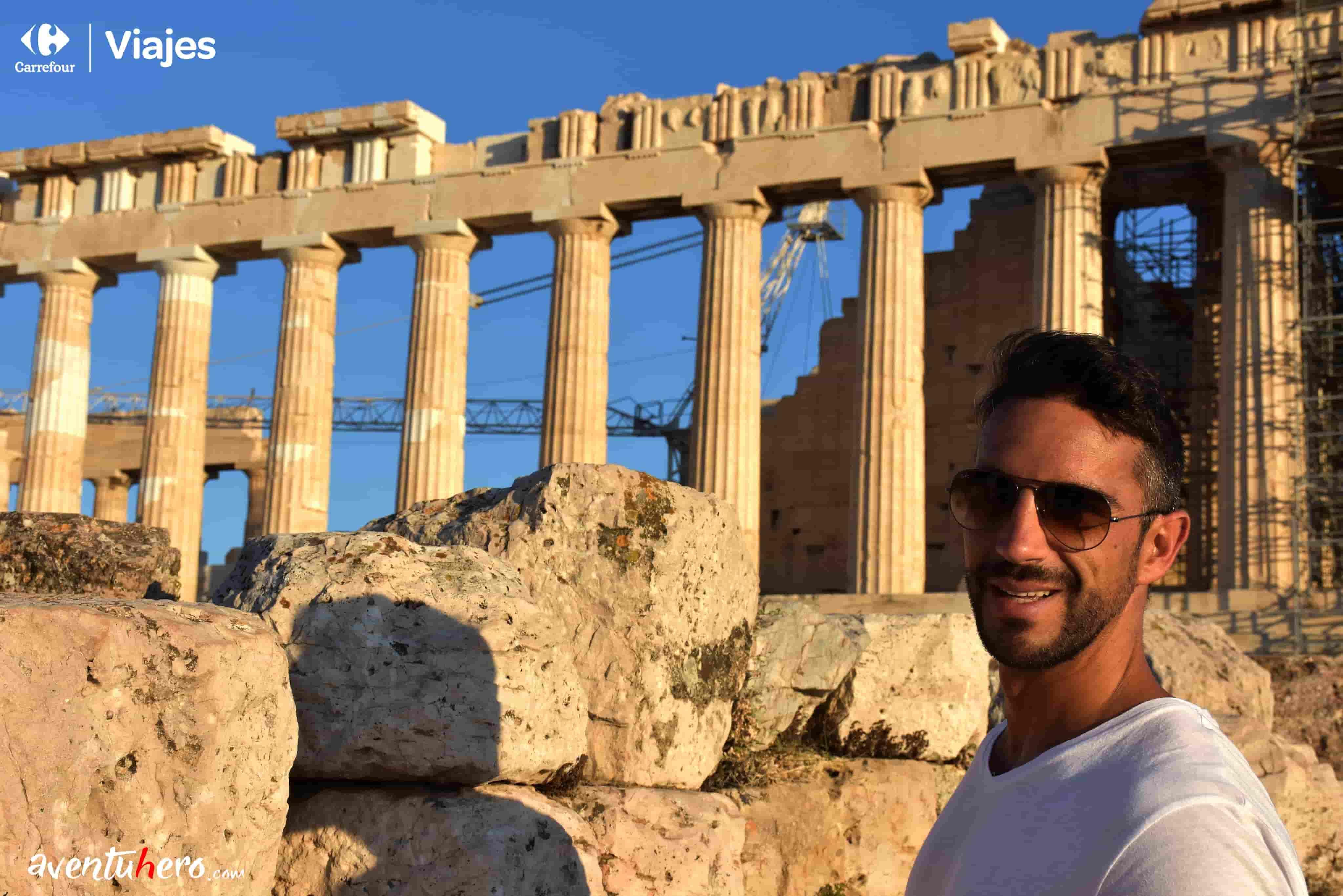 Partenón de gracia
