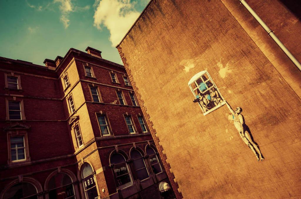 Bristol, Banksy
