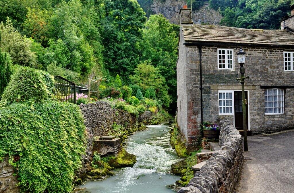 Castleton, England