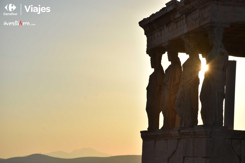 estatuas cariatides
