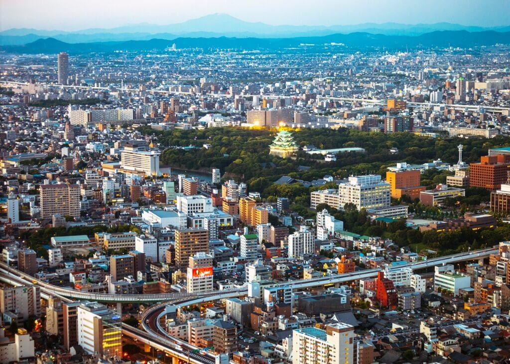 Nagoya, Japón