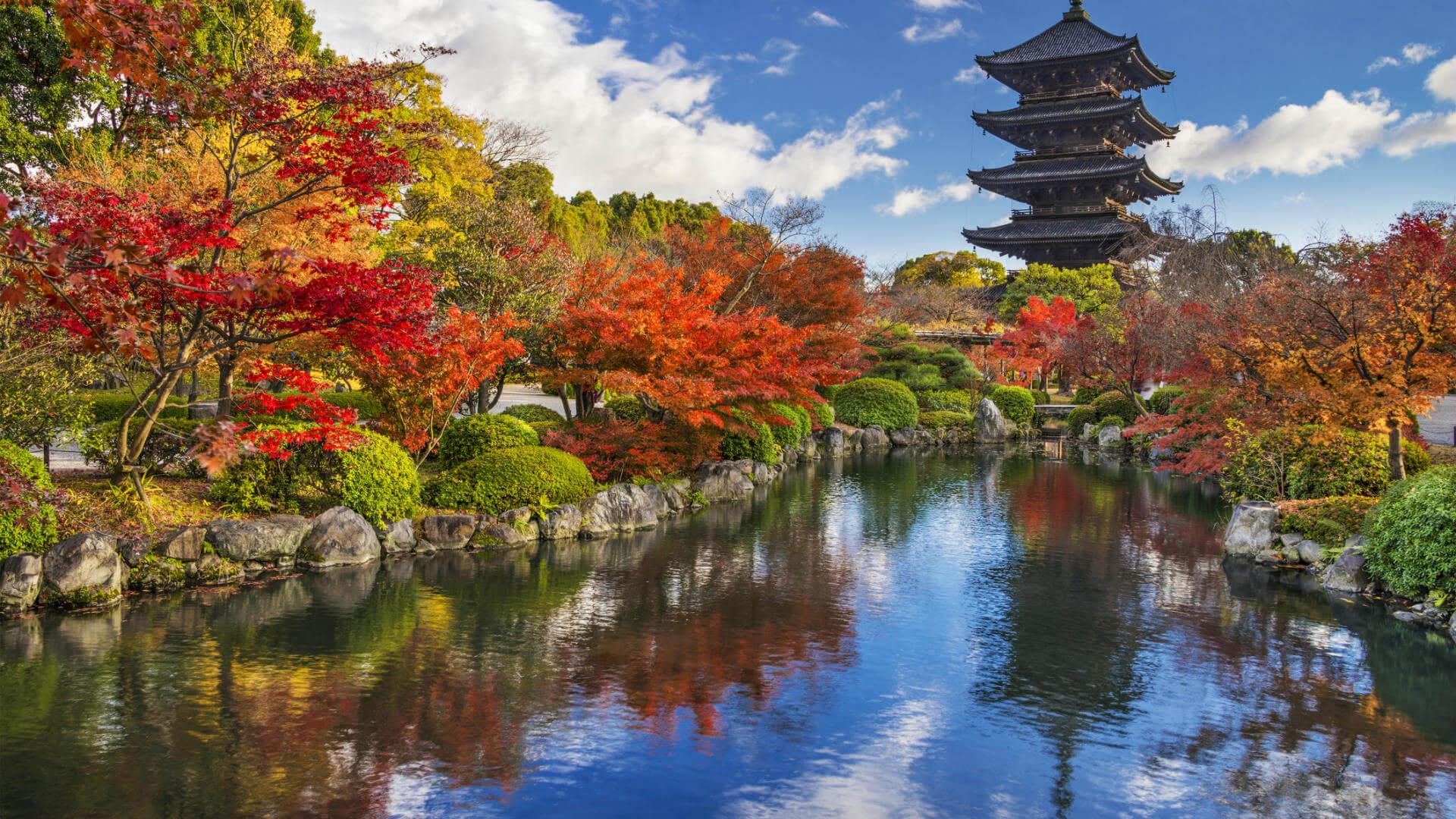 Pagoda de Toji, Kyoto