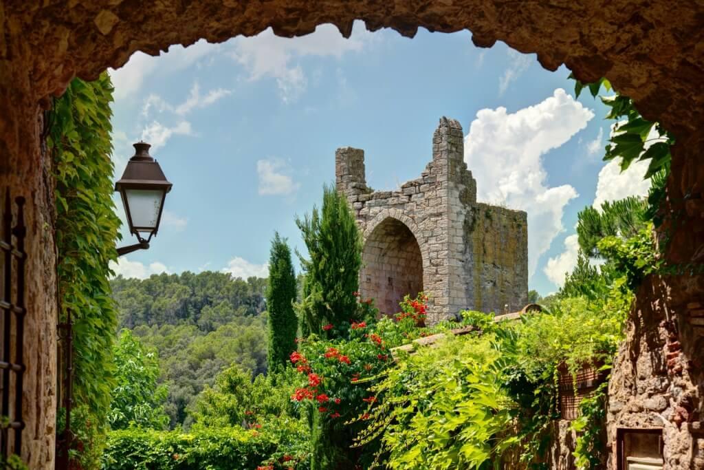 Castillo Peratallada