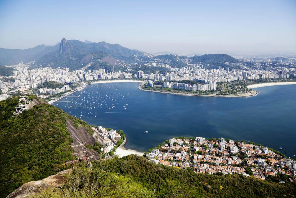 Playa Río de Janeiro, Brasil
