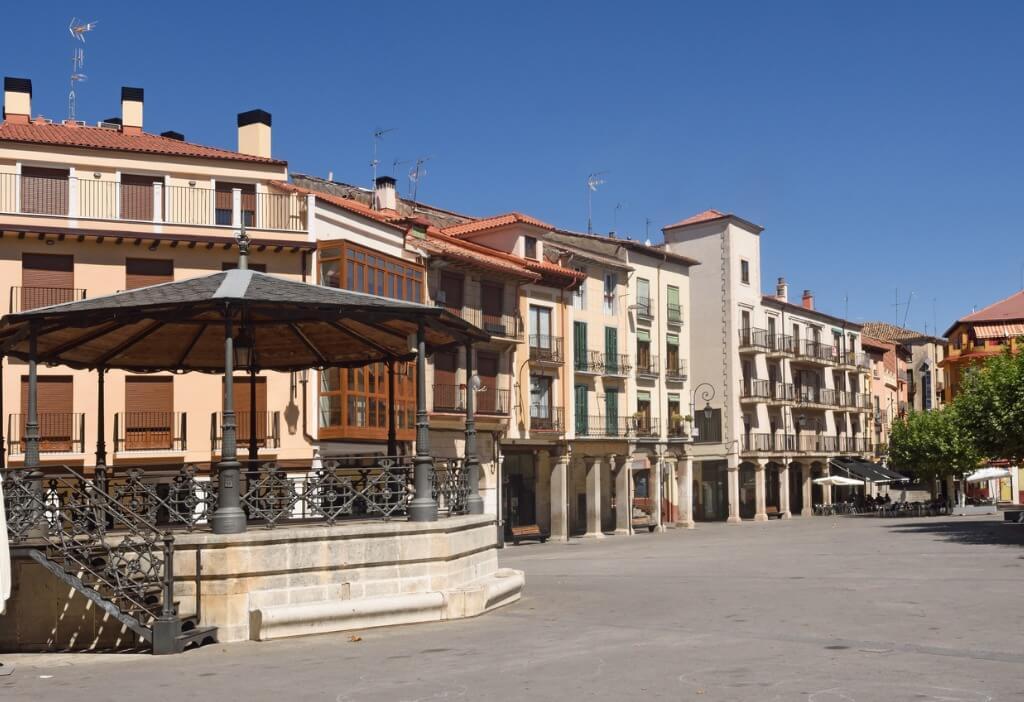 Plaza Aranda de Duero