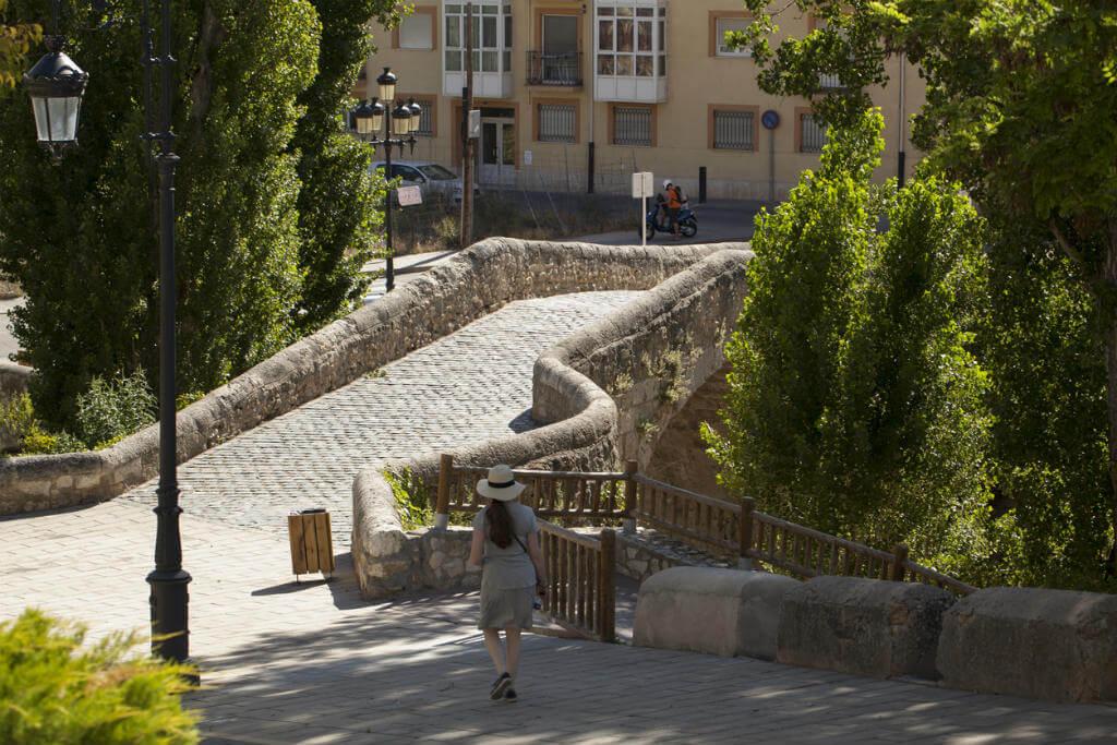 Puente Medieval Aranda de Duero