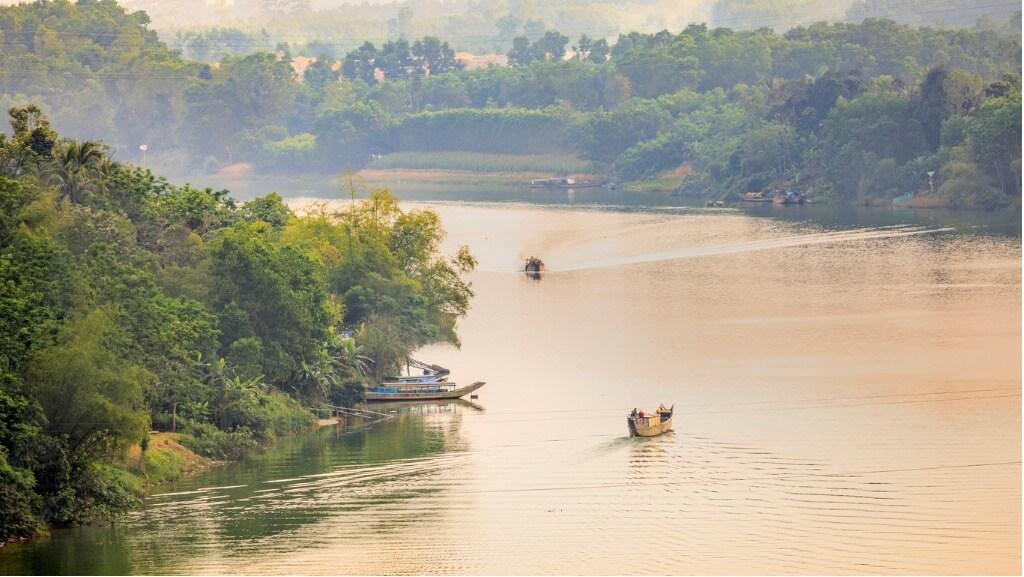 Río Perfume, Vietnam