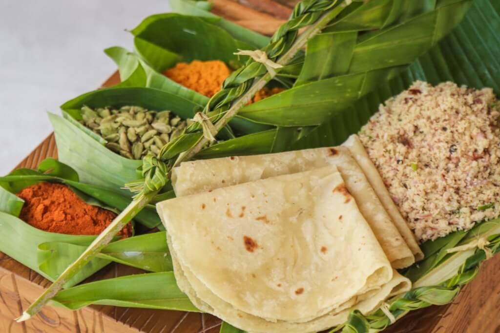 Comida tradicional maldiva
