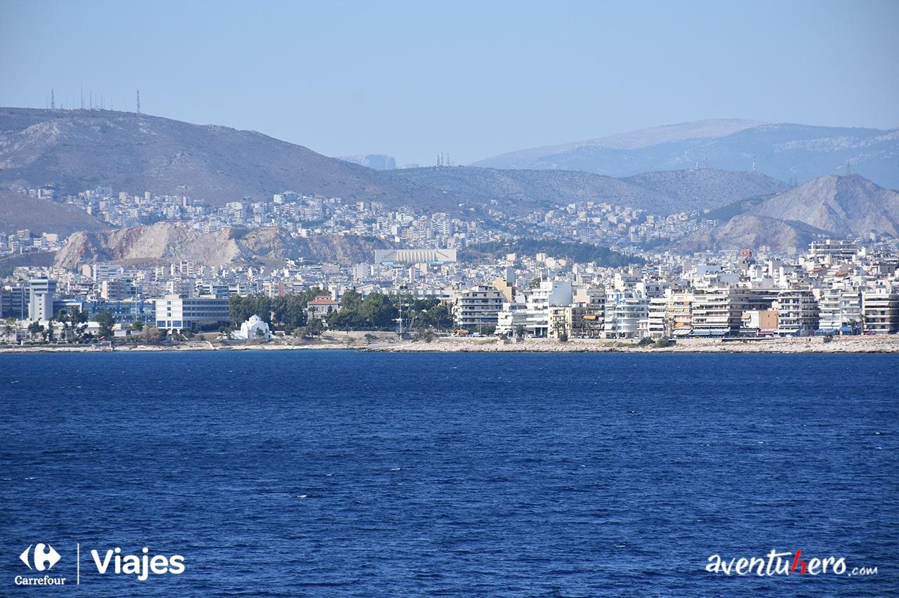 vistas de Pireo