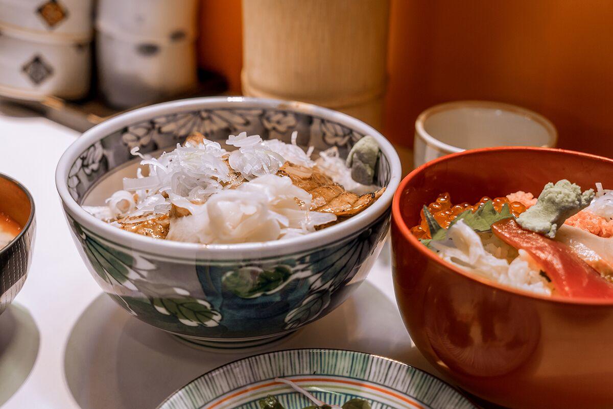 delicioso plato tradicional japonés