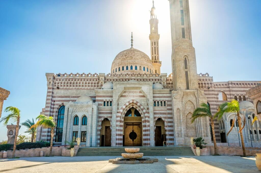 Mezquita Sharm-El-Sheikh