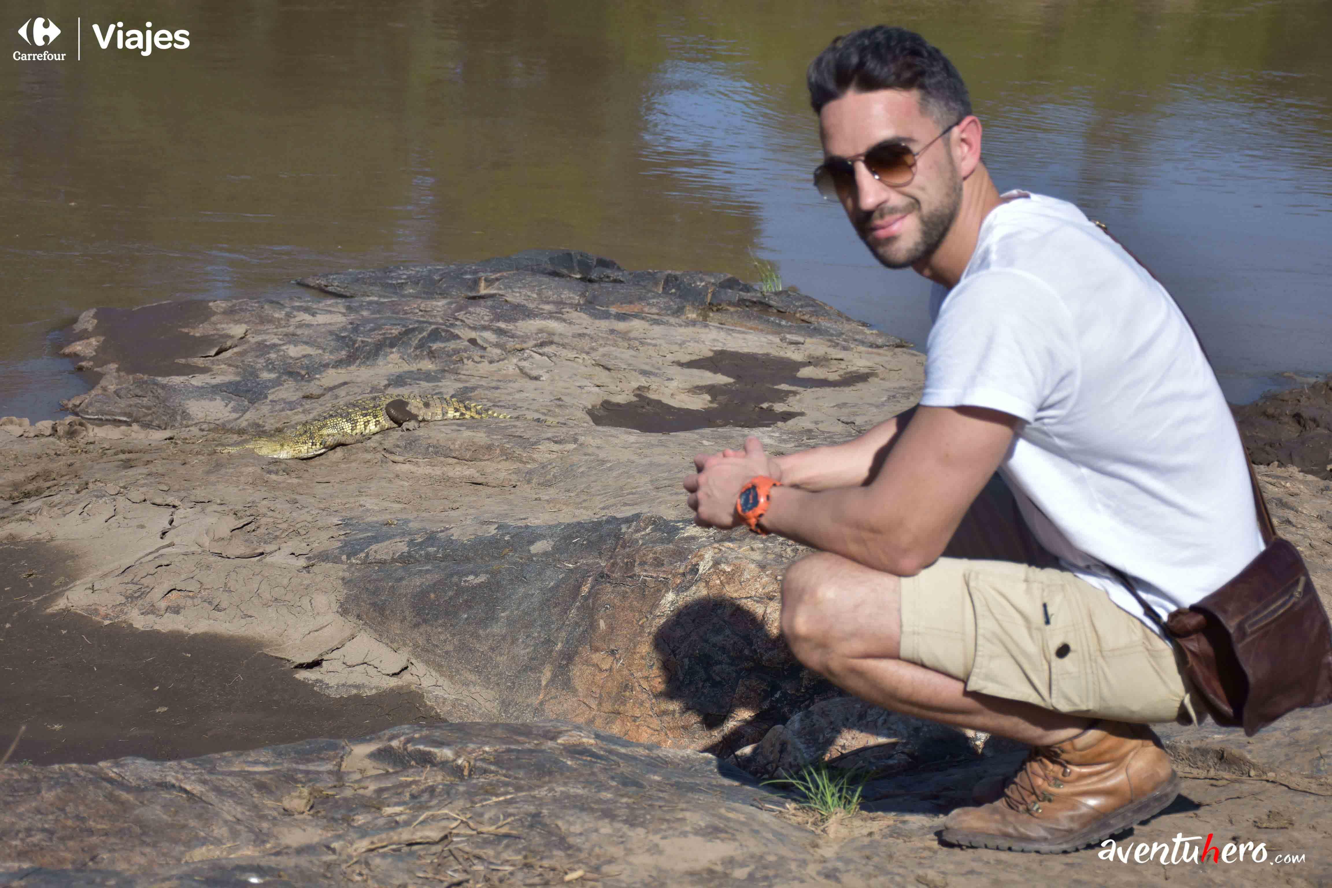14 Al ladito del cocodrilo Mara