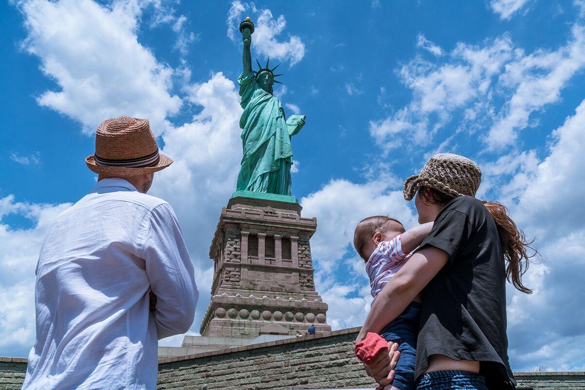 Viajar en Familia con destino a Nueva York