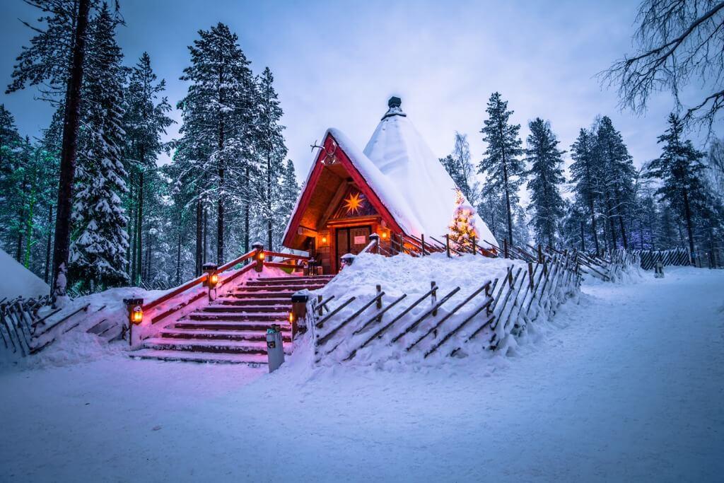 Pueblo de Santa Claus, Rovaniemi