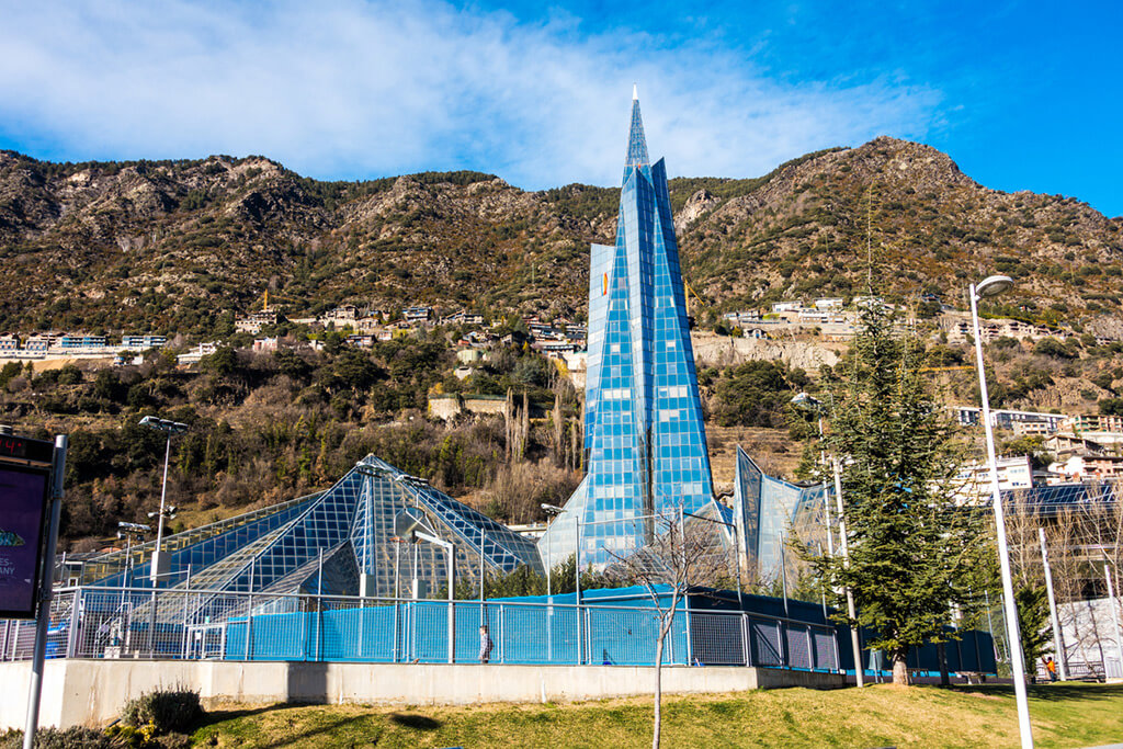Aguas de Caldea, Andorra