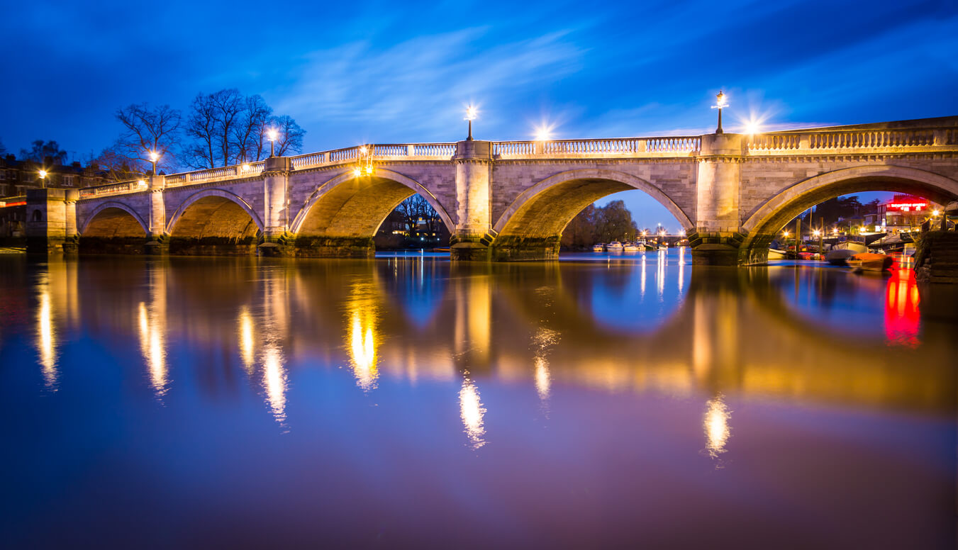 Puente de Richmond, Londres