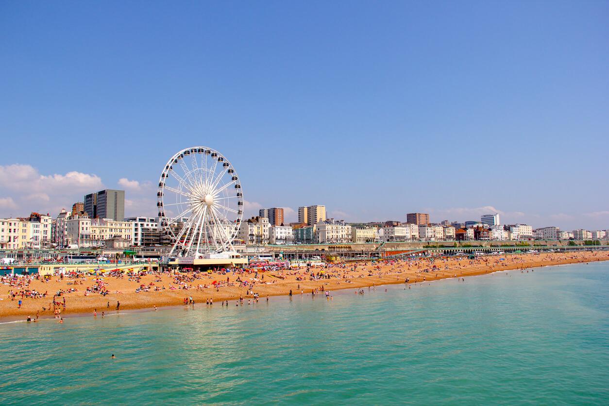 viajar a Brighton
