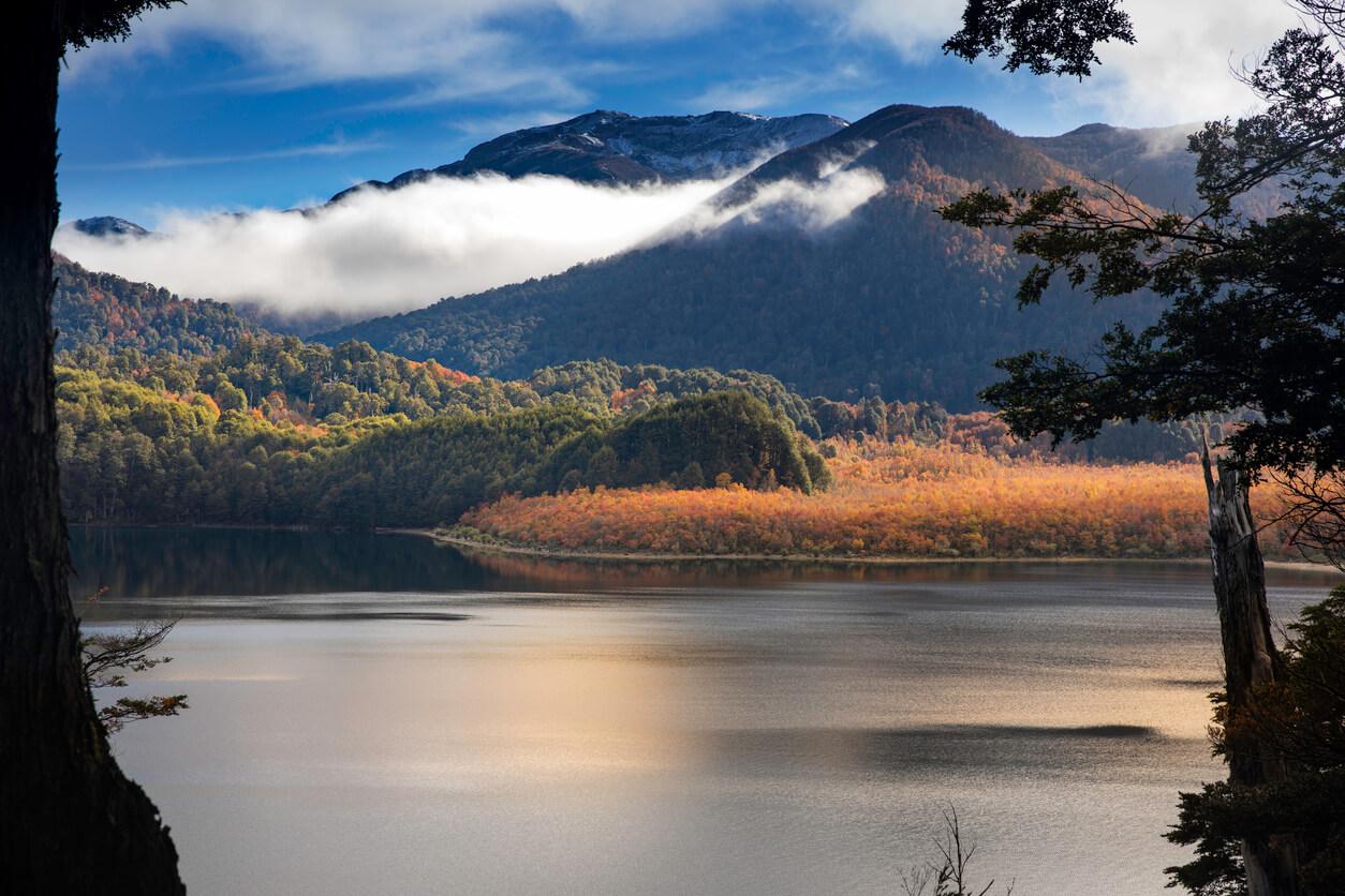 Lago Villarino Argentina