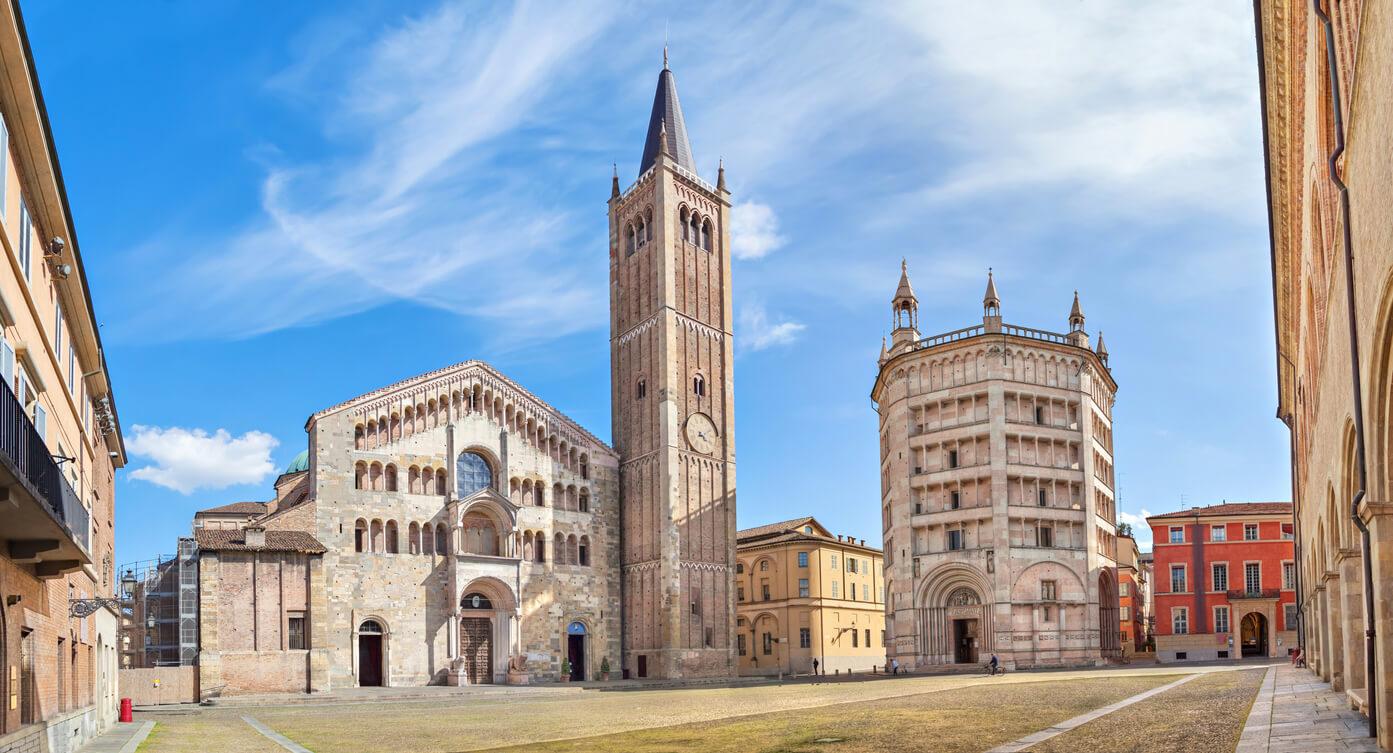 que ver en Parma italia