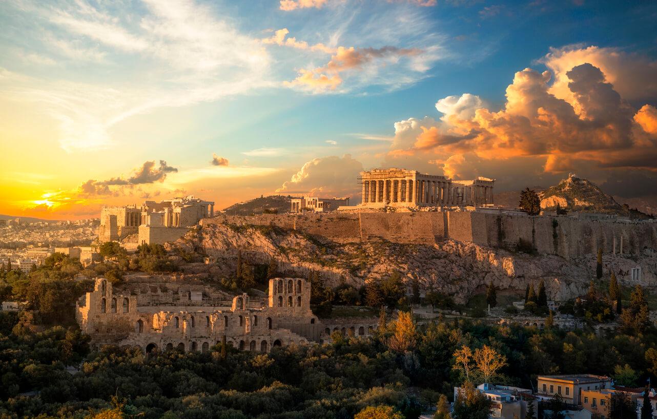 viajar a Atenas con viajes carrefour
