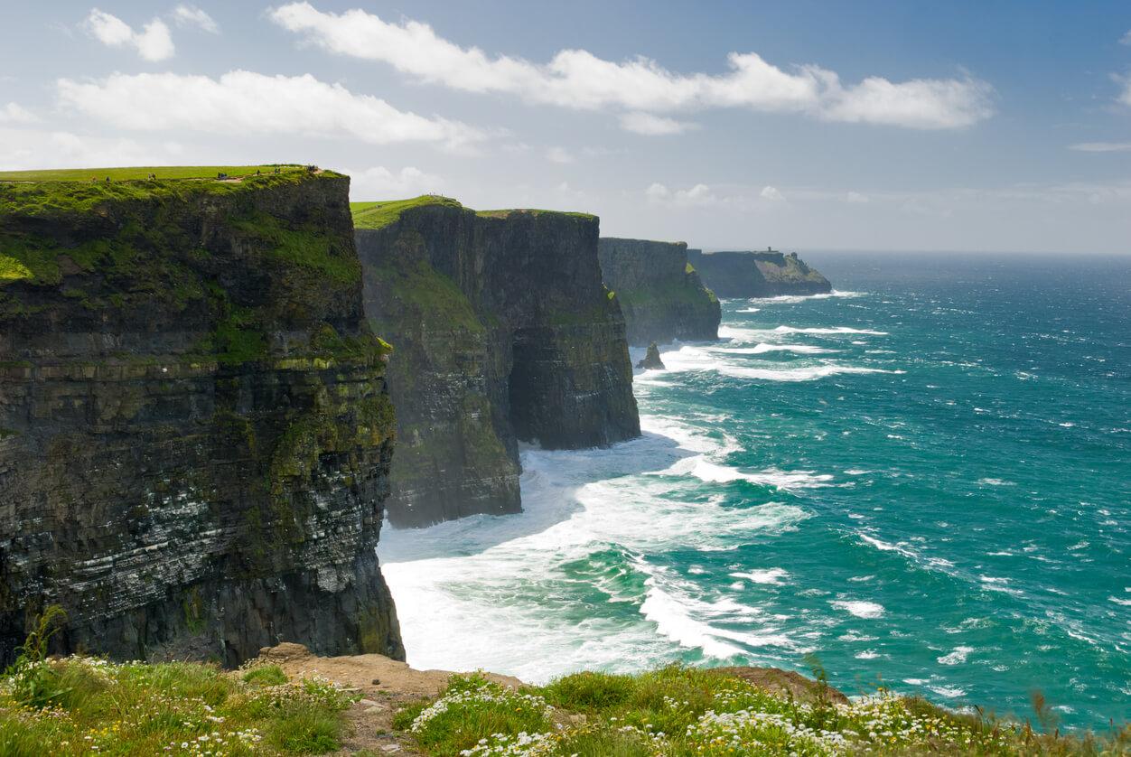 Moher en Irlanda